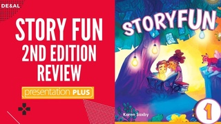 Story Fun second edition (Cambridge) | ОБЗОР НА УМК