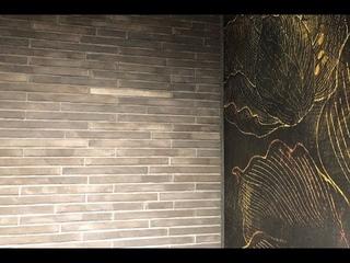 Ригельный декоративный кирпич серии PREMIUM от компании «Leonardo Stone».