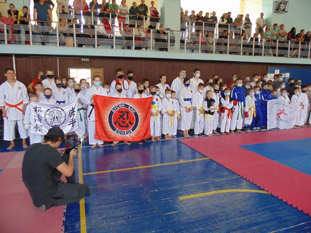 В СК «Кировец» прошли соревнования по каратэ JKS