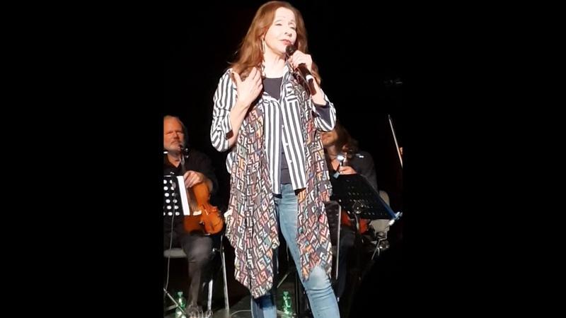 Vicky Leandros Live Das Konzert des Jahres 2018 13 05 2018 Friedrichstadt Palast in Berlin