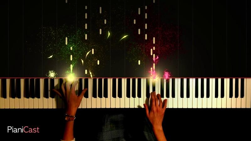 바흐 Bach G minor Luo Ni 피아노 타일 Piano Tiles 2