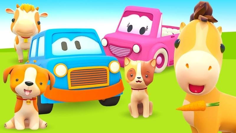 мультфильмы на английском - Смотреть сериал онлайн бесплатно