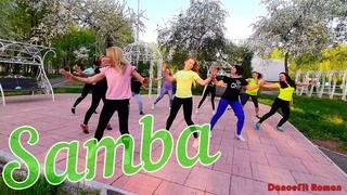 Dj Samuel Kimkò feat. Los Tiburones - Samba@DanceFit