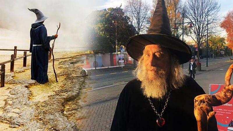 Волшебник из Новой Зеландии уходит на пенсию и нашёл себе замену