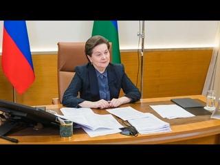 Пресс-конференция губернатора Югры - основные темы