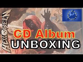 67 HELLOWEEN - UNBOXING CD Album 12 Tracks Europe