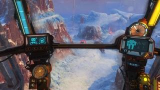 VOX MACHINAE - MECH WARRIOR VR - ROBOT JOX VR - MR NOBODY