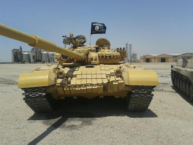 Зернохранилища Ракки