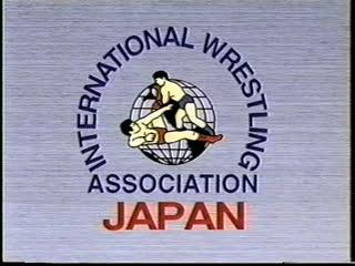 IWA Japan - Battle Station RE-START 02/02/97