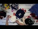 №2248 Шапки перчатки шарфики Сток детское OVS Италия цена за кг 2100 руб вес 5 кг Отснят 100%