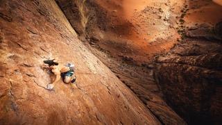 Climbing with a Legend  - Alexander Huber