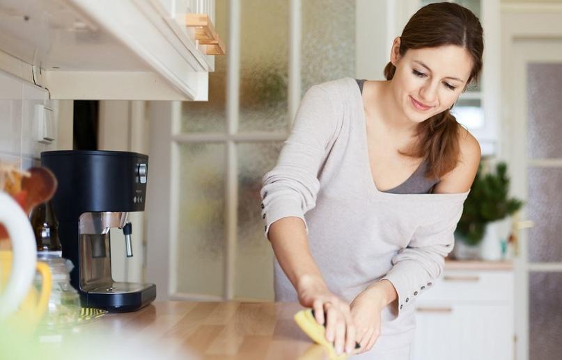 ТОП 10 простых советов для чистоты и порядка на кухне.