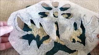 ФИЛЬМ 1. образец с соевым волокном