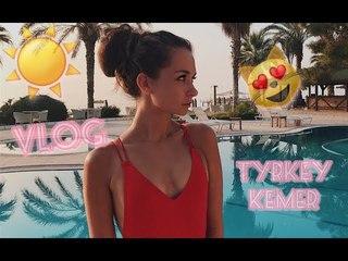 VLOG! Турция, отпуск в Кемере 2017. Еда, экскурсии, экстрим!
