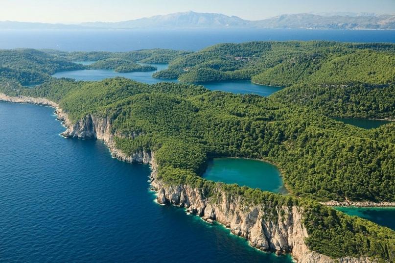 Прекрасные острова Хорватии, изображение №5