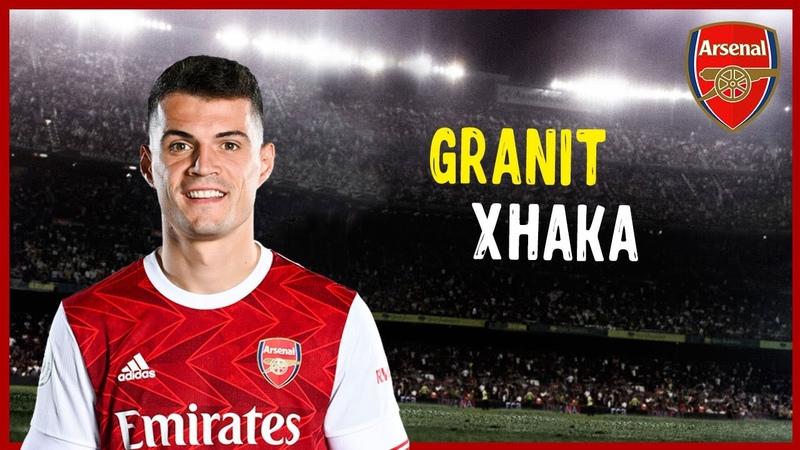 Granit Xhaka Magic Defensive Skills Arsenal 2021