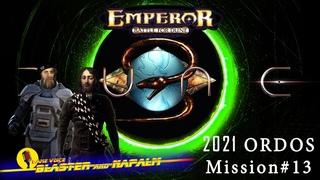 🔥 DUNE 2021 Game Emperor House Ordos Battle for dune Mission-13 Прохождение с BLASTER and NAPALM