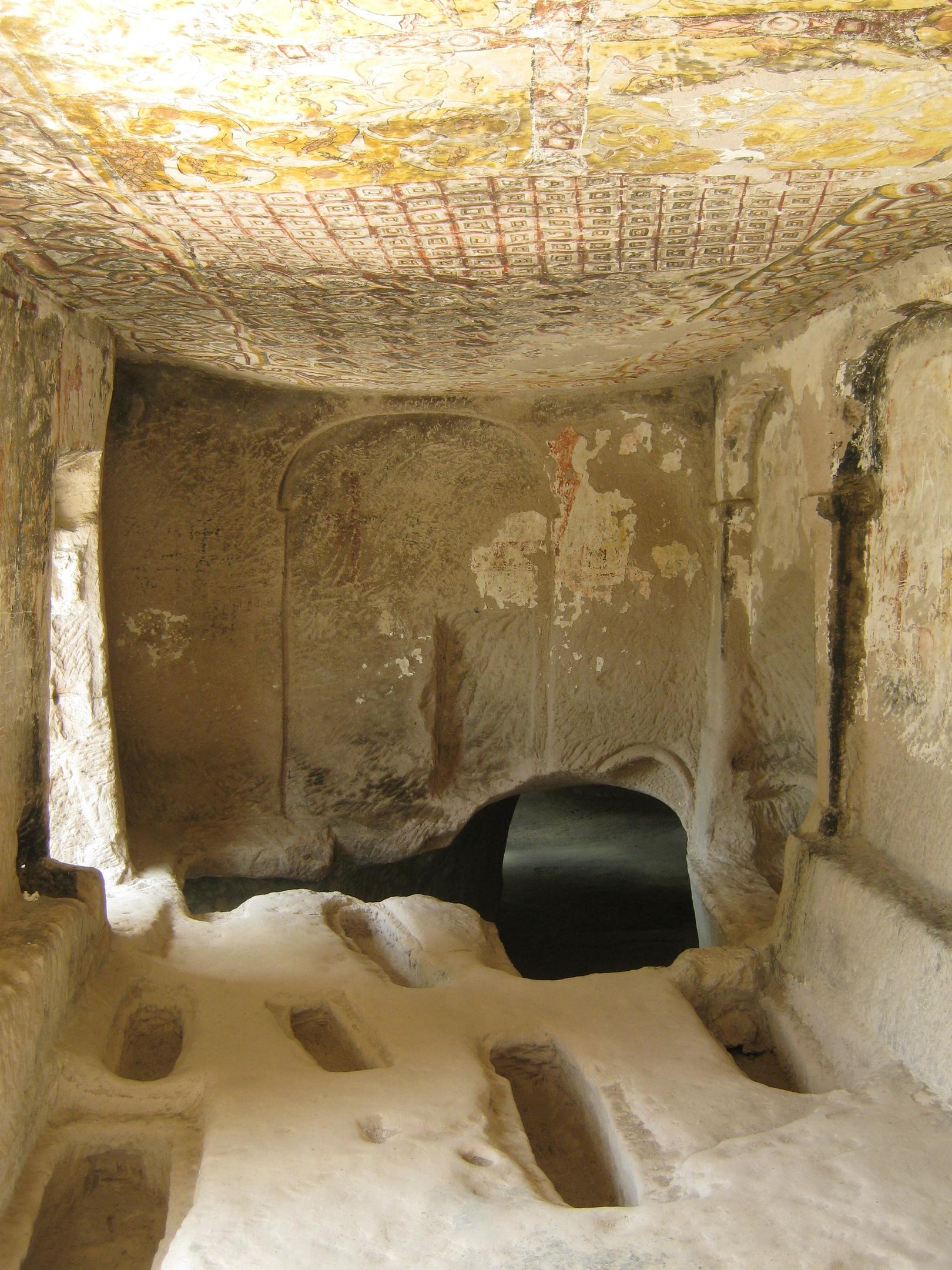 В Каппадокии было много золотишка и прочего драгоценного