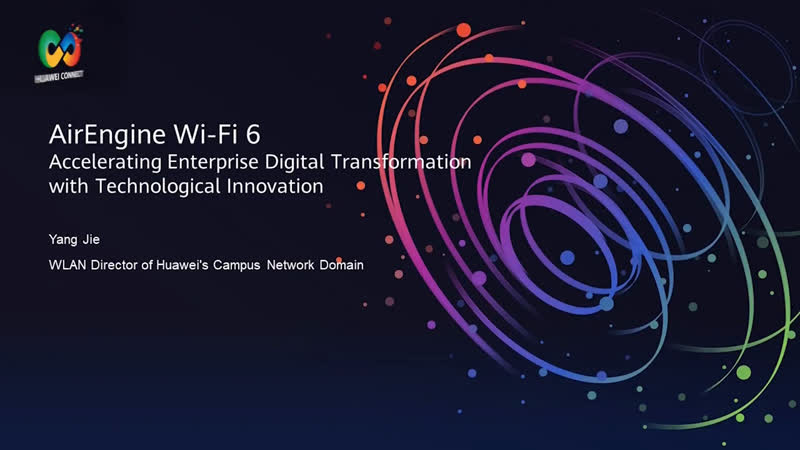 Tune in to watch how autonmous networks transform industries 3j43AWq HuaweiConnect