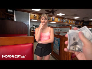 WaitressPOV E29 Anna Mae- Country Cutie w/ a Booty- Waitress POV Slut Teen Creampie Cumshot Pickups Horny