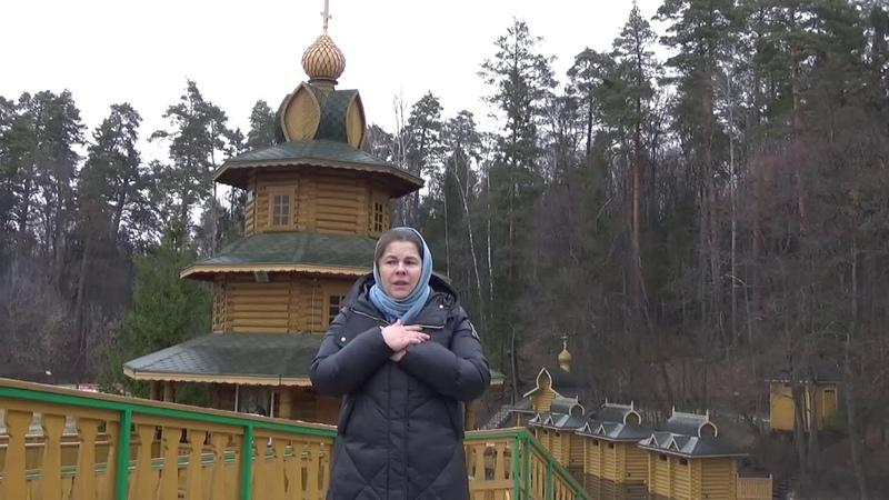 Песня о батюшке Серафиме Саровском матушка Валентина Корниенко