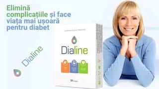 Dialine medicament pentru diabet