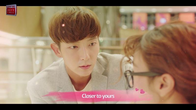 LOTTE DUTY FREE Webdrama Season2 'Secret Queen Makers' M V Super Junior Eun Hyuk ENG