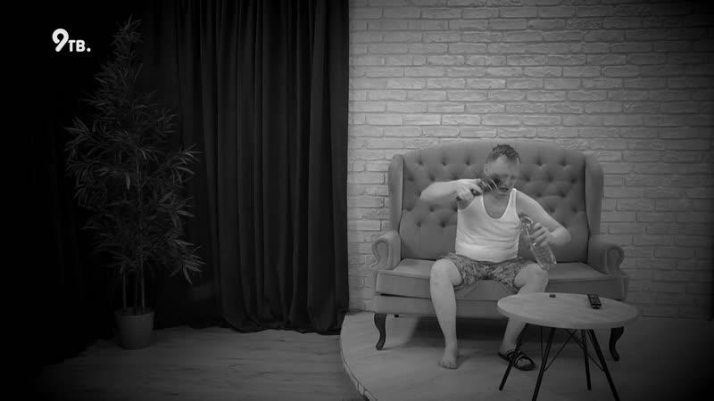 Черно белое немое кино Жара