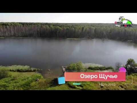 Край 5 озёр Данилово Щучье Линево Вид с квадракоптера