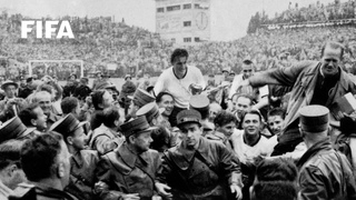 1954 WORLD CUP FINAL: FR Germany 3-2 Hungary