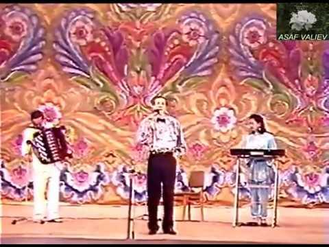 Помните эту песню Асаф Вәлиев һәм Алсу Хисамиева Бәхет төне