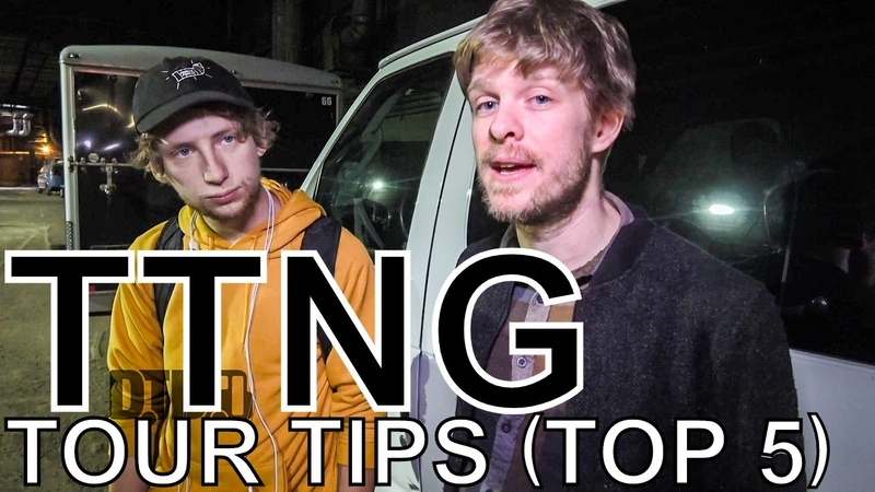 TTNG TOUR TIPS Top 5 Ep 740