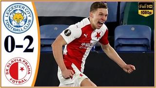 Leicester City vs Slavia Praha 0-2 - All Gоals & Extеndеd Hіghlіghts - 25/02/2021 HD