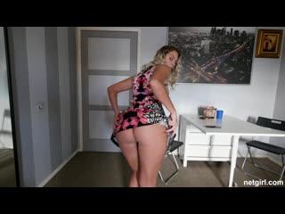 Трахнул симпатичную блондинку с шикарной попкой (Athena Palomino,инцест,milf,минет,секс,анал,мамку,сиськи,brazzers,порно,зрелую)