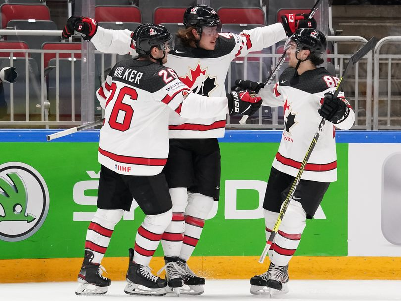 Канада обыграла Финляндию в финале чемпионата мира по хоккею (Видео)