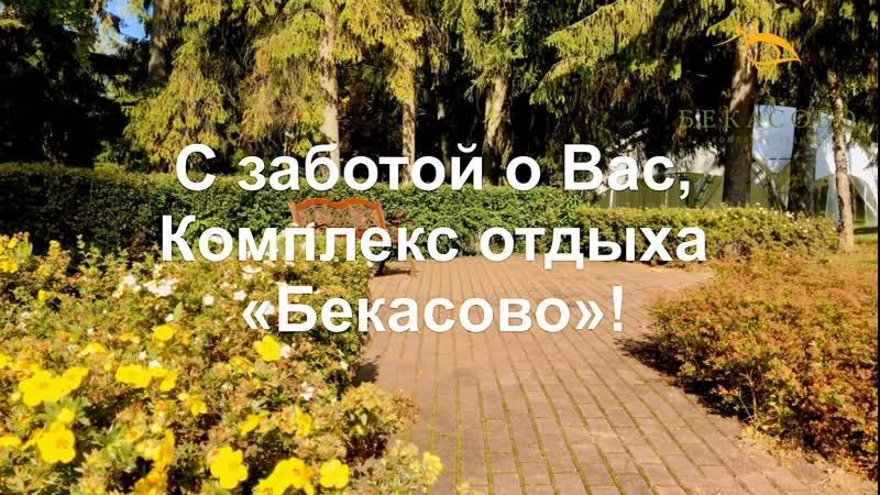 Безопасный отдых в Бекасово