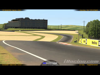 Обкатываю V8 Supercars Ford Mustang GT на Mount Panorama Circuit