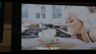 Cooking With Blac Chyna
