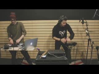 BUDDHA & DRUMMER - Live set ETNIKA