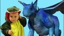 Песенка про динозавра Развивающие песни для детей динозавр.
