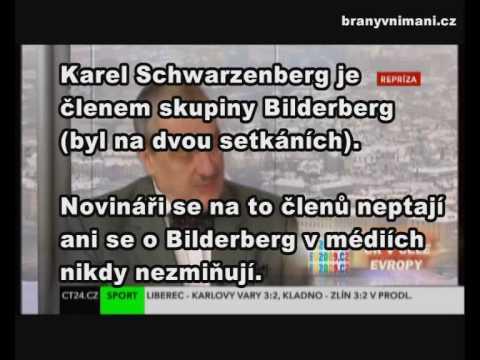 Utajené efekty Nový světový řád část 2 Karel Bilderberg vysvětluje