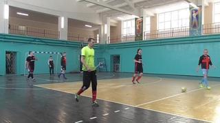 "ФК ""Кристалл стрит"" - ФК ""Директория"" - 1 тайм"