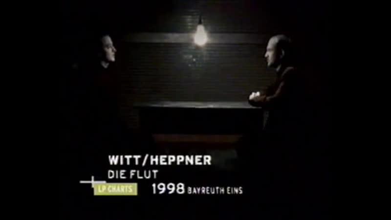 Witt Heppner Die Flut VIVA ZWEI LP CHARTS