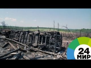 Крупнейшая в СССР железнодорожная катастрофа под Уфой в 1989 году. Как это было?