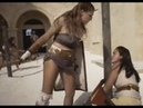 Женщины гладиаторы в древнем Риме