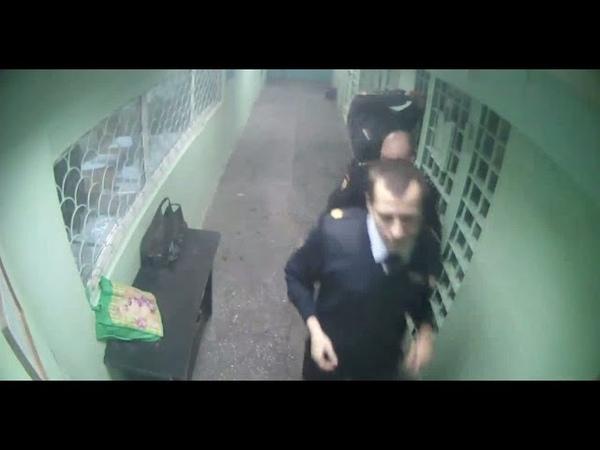 Видео пыток граждан полицейскими начальниками уголовного розыска и полиции Пыть Яха