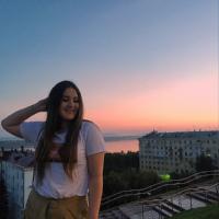 Личная фотография Камилы Темербековой