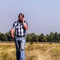 Фотография страницы Юрия Дворника ВКонтакте
