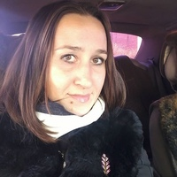 Фотография страницы Виктории Фроловой ВКонтакте