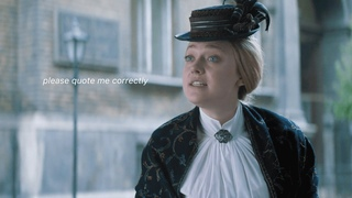 the alienist but it's a sitcom